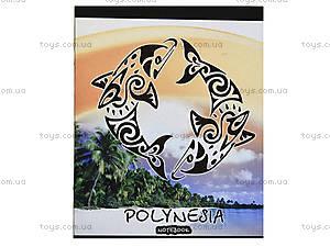 Тетрадь серии «Полинезия», 48 листов, Ц355026У, отзывы