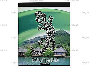Тетрадь серии «Полинезия», 48 листов, Ц355026У, цена