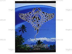 Тетрадь серии «Полинезия», 48 листов, Ц355026У, детские игрушки