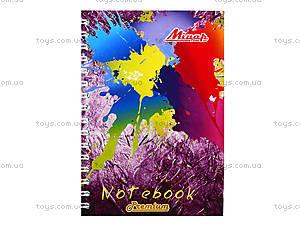 Блокнот для записей «Яркие цвета», 24 листов, Ц355039У, купить