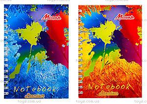 Блокнот для записей «Яркие цвета», 24 листов, Ц355039У