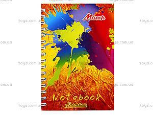 Блокнот для записей «Яркие цвета», 24 листов, Ц355039У, отзывы