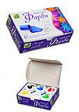 Акриловые краски Луч «Классика», 6 цветов, Ц375007У, купить