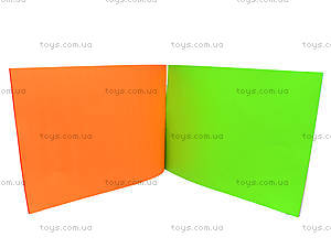 Цветная бумага двойка А4, Ц380001У, фото