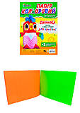 Цветная бумага двойка А4, Ц380001У, купить