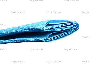 Цветная креповая бумага, бирюзовая, Ц380007У, фото