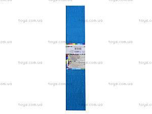 Цветная креповая бумага, бирюзовая, Ц380007У, отзывы