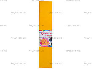 Цветная крепированная бумага, песочный цвет, Ц380007У, купить