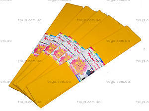 Цветная крепированная бумага, песочный цвет, Ц380007У, отзывы