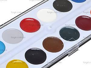 Краска акварельная «Луч», 16 цветов, Ц492005У, купить