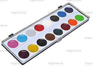 Краска акварельная «Луч», 16 цветов, Ц492005У, фото