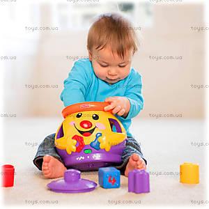 Развивающая игрушка «Волшебный горшочек», украинский язык, M4916, фото