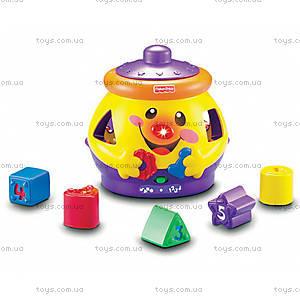 Развивающая игрушка «Волшебный горшочек», украинский язык, M4916, отзывы