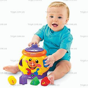 Развивающая игрушка «Волшебный горшочек», украинский язык, M4916, цена