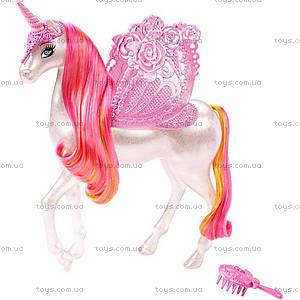 Волшебный пегас-единорог Barbie, CFF40, фото
