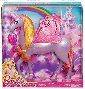Волшебный пегас-единорог Barbie, CFF40