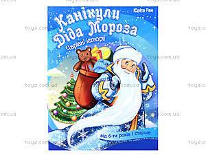 Волшебные истории «Каникулы Деда Мороза», С15995У, отзывы