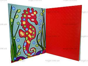 Волшебная мозаика с наклейками «Улитка», 2112, купить