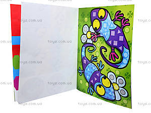 Волшебная мозаика с наклейками «Улитка», 2112, цена