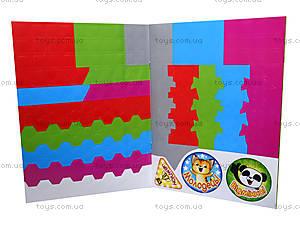 Волшебная мозаика с наклейками «Улитка», 2112, игрушки