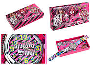 Часы для девочки Monster High, 070104, доставка