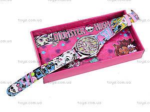 Часы для девочки Monster High, 070104, цена