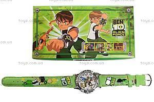 Часы «Бен 10», 8001-1D, фото