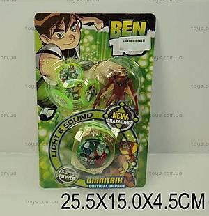 Часы «Ben10», с дисками, WL11160B-6