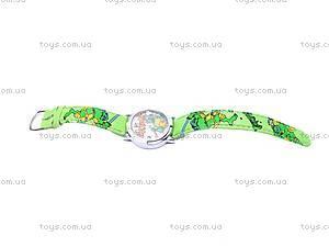 Часы «Черепашки-ниндзя», 8001-28A, фото