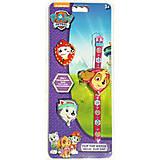 Часы цифровые со сменным дисплеем, PWP33659, интернет магазин22 игрушки Украина
