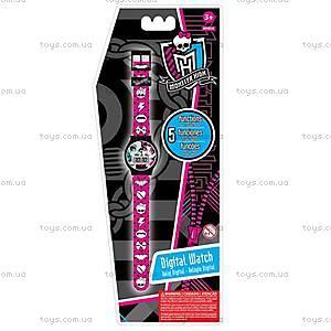 Часы для детей Monster High, MHRJ6, отзывы