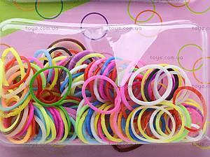 Набор резинок для плетения с часами Rainbow Loom, AC-2015, купить
