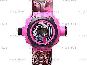 Часы электронные «Monster High», ZL8524G, фото