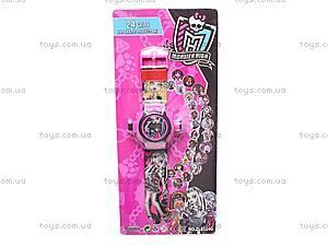 Часы электронные «Monster High», ZL8524G