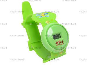 Часы-конструктор Disney, с брелоком, 66040, купить
