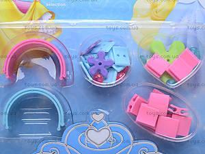 Часы-конструктор «Принцесса», 66038, цена