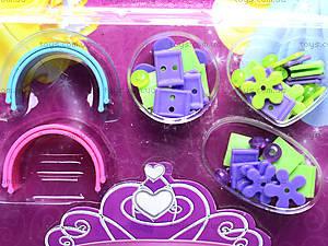 Часы-конструктор «Принцесса», 66038, игрушки