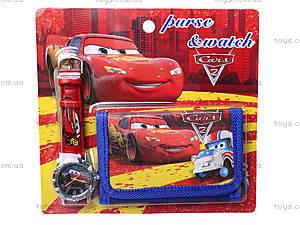 Часы с кошельком «Мультики», BT-CHW-0001, игрушки