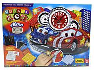 Часы своими руками «Mosaic Clock», , купить игрушку
