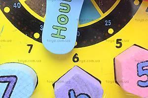Часы-вкладыш «Геометрические фигуры», W09-402, купить