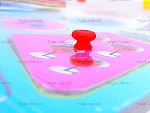 Часы-вкладыши, 2412-2, детские игрушки