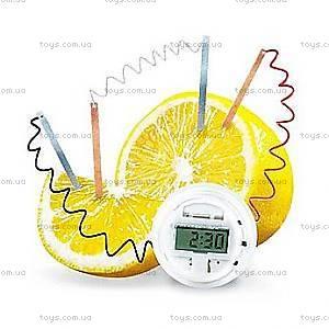 Часы из лимона серии Детская лаборатория, 00-03306