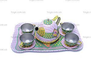 Чайный сервиз «Ложкин-Поварешкин», 9798-5, купить