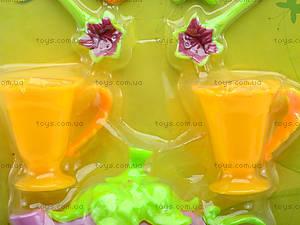 Детский маленький набор «Чайный сервиз», 6813, фото