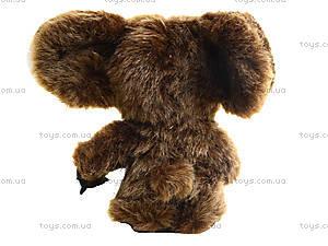 Детская музыкальная игрушка «Чебурашка», F202617, фото
