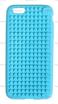Чехол на iPhone 6, голубой, WY-C006R