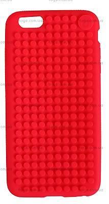 Чехол на iPhone 6, красный, WY-C006A