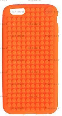 Чехол для iPhone 6, оранжевый, WY-C006E