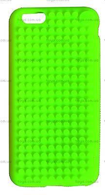Чехол на iPhone 6, салатовый, WY-C006K