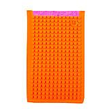 Чехол-вкладыш Upixel Larg, фуксия-оранжевый, WY-B008E